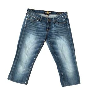 Lucky Brand Jeans Crops
